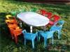 Arriendo de mobiliario infantil